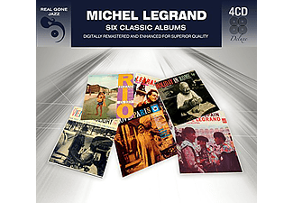 Michel Legrand - Six Classic Albums - Deluxe Edition (CD)