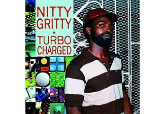 Nitty Gritty - Turbo Charged - (Vinyl)