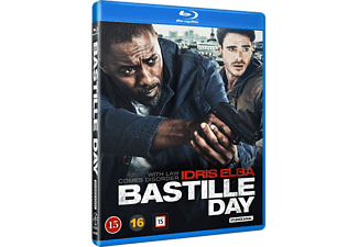Bastille Day Action Blu-ray