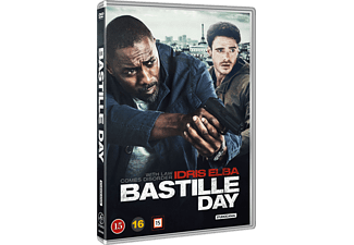 Bastille Day Action DVD