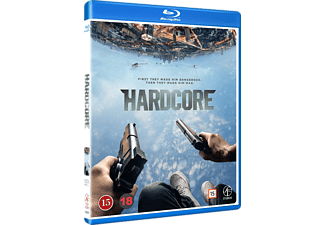 Hardcore Action Blu-ray