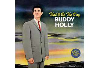 Buddy Holly - That'll Be The Day+10  Bonus Tracks [CD]