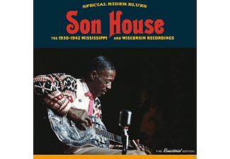 Son House - Special Rider Blues-The 1930-1942 Mississippi/+ [CD]