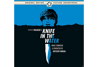 Krzysztof Komeda - Knife in the Water - Original Motion Picture Soundtrack (Kés a vízben) (CD)