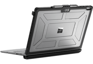 URBAN ARMOR GEAR Surface, Schutzhülle, 13.5 Zoll, Surface Book, Transparent/Schwarz