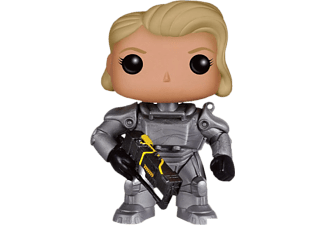 Funko POP! Games: Fallout - Female Warrior in Power Armor Limited Edition