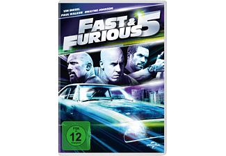 Fast & Furious 5 (Media Markt Exklusiv) [DVD]