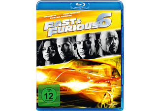 Fast & Furious 6 (Media Markt Exklusiv) [Blu-ray]