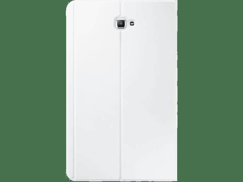 SAMSUNG Book Cover White Tab A 2016 10.1 - (EF-BT580PWEGWW) computing   tablets   offline αξεσουάρ tablet θήκες tablet έως 10 1 laptop  tabl