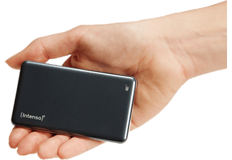 "INTENSO 1.8"" Extern SSD - 512GB"