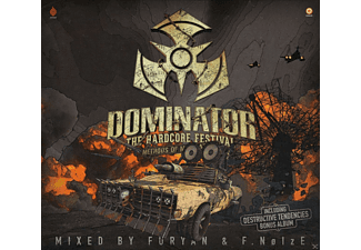 VARIOUS - Dominator 2016 [CD]