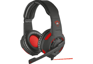 TRUST, 21188, GHS-304, Gaming-Headset, Schwarz