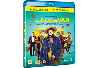 Lady in The Van Drama Blu-ray