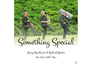 Nussbaum,George & Wester,Richard Feat. Pichl,Peter - Something Special - (CD)