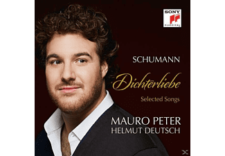 Mauro Peter - Dichterliebe, op.48 [CD]