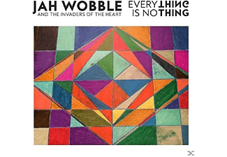 Jah And The Invad Wobble - Everything Is Nothing - (Vinyl)
