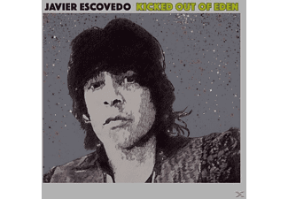 Javier Escovedo - Kicked Out Of Eden [CD]
