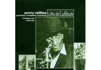 Sonny Rollins - Live In London Vol.1 [CD]