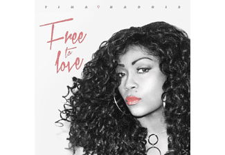 Tina Harris - Free To Love [CD]