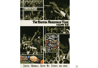 VARIOUS - Eastpak Resistance Tour Vol.2 - (DVD)