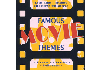 VARIOUS - Famous Movie Themes [CD]