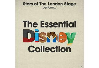 Stars Of The London Stage - The Essential Disney Collection - (CD)