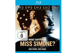 Nina Simone - What Happened,Miss Simone? [Blu-ray]