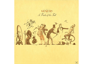 Genesis - A Trick Of The Tail (2016 Reissue LP) - (Vinyl)