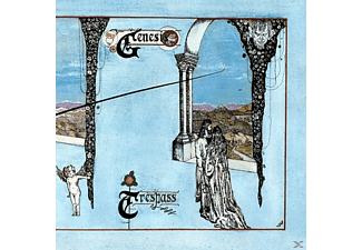 Genesis - Trespass (2016 Reissue LP) [Vinyl]
