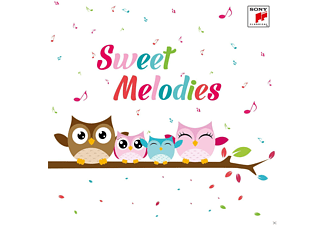 VARIOUS - Sweet Melodies - (CD)
