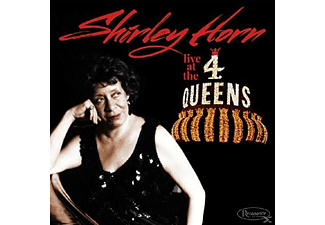 Shirley Horn - Live At The 4 Queens - (CD)