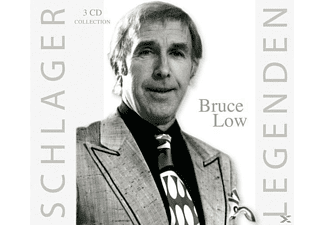 Bruce Low - Schlager Legenden - (CD)
