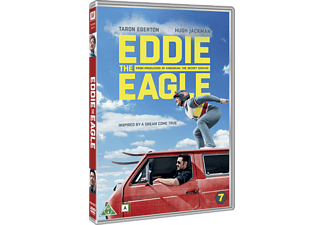 Eddie the Eagle Komedi DVD