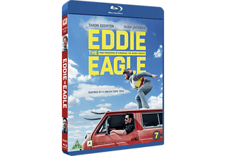 Eddie the Eagle Komedi Blu-ray