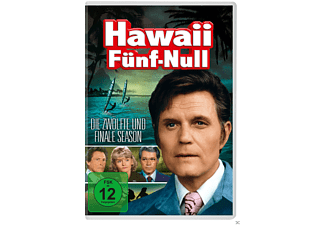 Hawaii Fünf-Null - Staffel 12 [DVD]