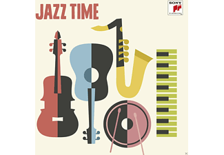 VARIOUS - Jazz Time - (CD)