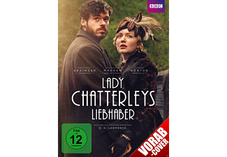 Lady Chatterleys Liebhaber - (DVD)