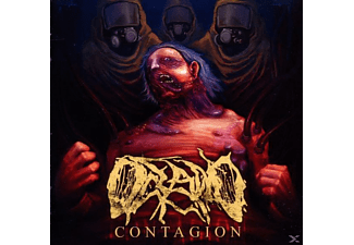 Oceano - Contagion (Limited Ediction Inclusive Dvd) [Cd+Dvd] - (CD + DVD Video)