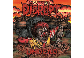 VARIOUS - Undead-A Tribute To Disrupt - (CD)