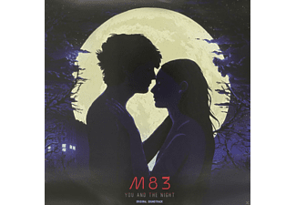 M83 - You And The Night (Lp+Cd/Orig.Soundtrack - (LP + Bonus-CD)