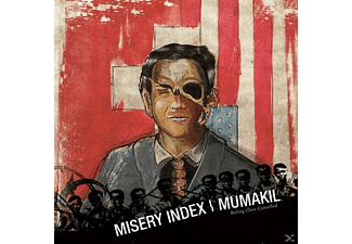 Misery Index | Mumakil - Split - (CD)