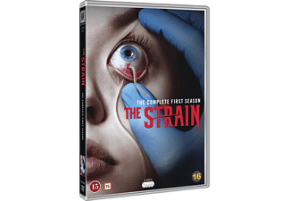 The Strain Säsong 1 Thriller DVD