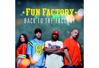 Fun Factory - Back To The Factory - (CD)