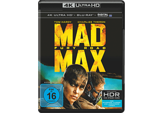Mad Max - Fury Road [Blu-ray]