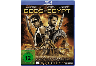 Gods of Egypt - (Blu-ray)