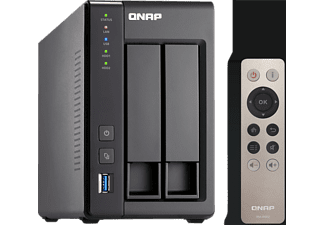 QNAP NAS-Gehäuse Turbo Station TS-251+