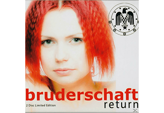 Bruderschaft - Return (Limited) [CD]