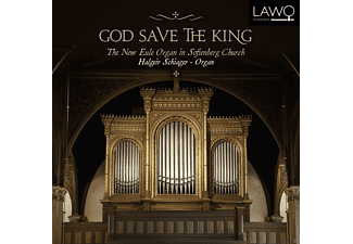 Halgeir Schiager - God Save The King - (CD)