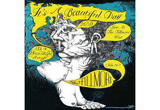 It's A Beautiful Day - Live At The Fillmore West - (CD)