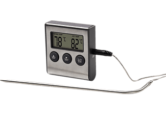 XAVAX Digitales Bratenthermometer